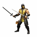 "Mortal Kombat Scorpion 12"" Mezco Figure"
