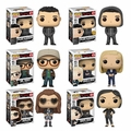 Mr. Robot Complete Set w/CHASE (6) Funko Pop!
