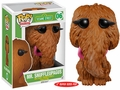 "Mr. Snuffleupagus Sesame Street Funko (6"" Super Sized) Pop Series 1"