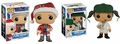 National Lampoon's Christmas Vacation Funko Pop! Complete Set (2)