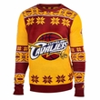 NBA 2015 Big Logo Crew Neck Ugly Sweaters by Klew