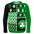NBA BusyBlock Ugly Sweater