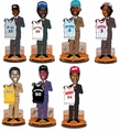 NBA Legends #1 Draft Pick Bobble Head Set (7) Forever