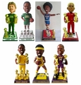 NBA Legends Bobble Heads Exclusives Set (7) #/500 Forever