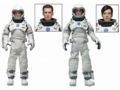 Brand and Cooper Interstellar 2-Pack NECA