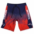 New England Patriots Gradient NFL Board Shorts