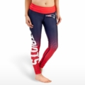 New England Patriots (Gradient Print) NFL Leggings