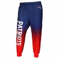 New England Patriots NFL Polyester Gradient Men's Jogger Pant by Klew