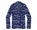 New England Patriots NFL Ugly Business Sport Coat Repeat Logo by Forever Collectibles
