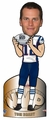Tom Brady (New England Patriots) Super Bowl MVP Bobblehead by Forever Collectibles