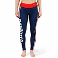 New England Patriots (Team Stripe) NFL Leggings