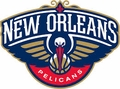 New Orleans Pelicans NBA Ugly Sweater Wordmark