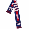 New York Giants 2016 NFL Big Logo Scarf By Forever Collectibles