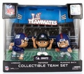 New York Giants Lil Teammates NFL 3-Pack Collectible Team Set