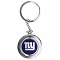 New York Giants NFL Spinner Keychain