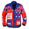 New York Giants NFL Ugly Sweater Cardigan
