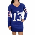 New York Giants Odell Beckham #13 Player Ugly Sweater Dress