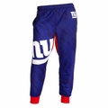 New York Giants NFL Polyester Mens Jogger Pant by Klew