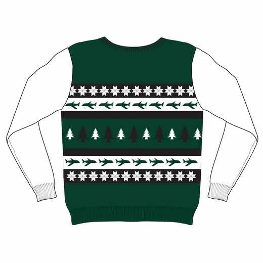 New York Jets NFL Ugly Sweater Wordmark