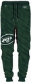 New York Jets NFL Polyester Mens Jogger Pant by Forever Collectibles