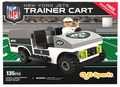 New York Jets Team Trainer Cart Set NFL OYO