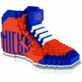New York Knicks NBA 3D Sneaker BRXLZ Puzzle By Forever Collectibles