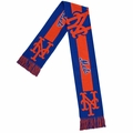 New York Mets 2016 MLB Big Logo Scarf By Forever Collectibles