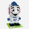 New York Mets MLB 3D Mascot BRXLZ Puzzle By Forever Collectibles