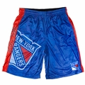 New York Rangers NHL Big Logo Polyester Short