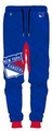 New York Rangers NHL Polyester Mens Jogger Pant by Forever Collectibles