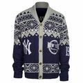 New York Yankees MLB Ugly Cardigan