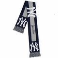 New York Yankees 2016 MLB Big Logo Scarf By Forever Collectibles