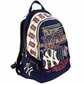 New York Yankees Historic Art Backpack by Forever Collectibles