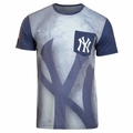 New York Yankees MLB Cotton/Poly Pocket Tee