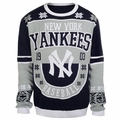 New York Yankees Retro Cotton Sweater by Klew