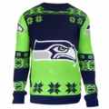 NFL 2015 Big Logo Ugly Sweaters by Klew