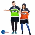 NFL Hoodie Ponchos by Little Earth Production