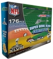 NFL OYO SportsToys Super Bowl XLVIII Authentic Gametime Set