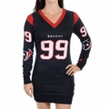 NFL Women's Player Ugly Sweater Dresses