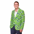 NFL Repeat Logo Ugly Business Sport Coat by Forever Collectibles