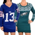 NFL Women's Sweater Dresses by Klew