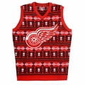 NHL Aztec Ugly Sweater Vests by Klew
