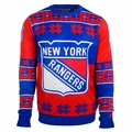 NHL 2015 Big Logo Crew Neck Ugly Sweaters by Klew