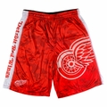 NHL Big Logo Polyester Shorts by Klew