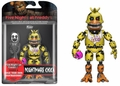 """Nightmare Chica (Five Nights at Freddy's) 5"""" Action Figure by Funko"""