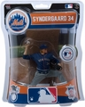 "Noah Syndergaard (New York Mets) 2016 MLB 6"" Figure Imports Dragon"