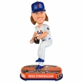 Noah Syndergaard (New York Mets) 2017 MLB Headline Bobble Head by Forever Collectibles