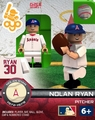 Nolan Ryan (Los Angeles Angels) MLB OYO Sportstoys Minifigures HOF G2LE