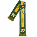 Oakland Athletics 2016 MLB Big Logo Scarf By Forever Collectibles