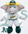 "Oakland Athletics MLB 8"" Plush Team Mascot"